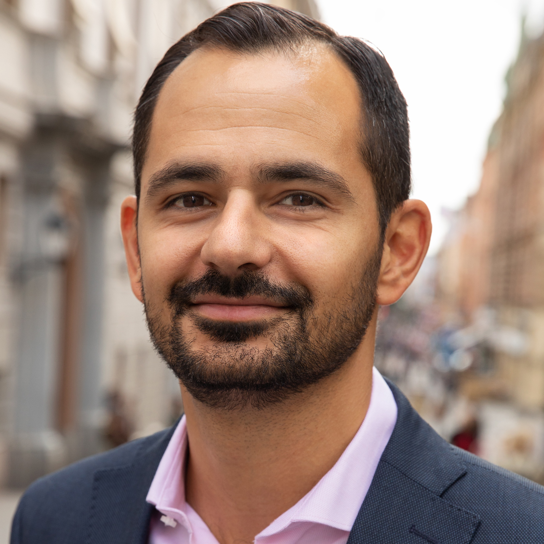 Anil Ramel-Singh | General Manager of Sweden | Circles