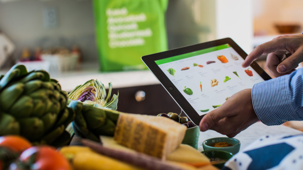 Meal & Grocery Delivery Services